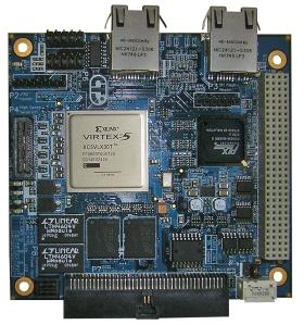 FreeForm/PCI-104 module